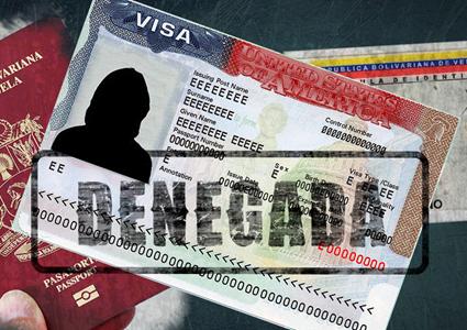 Políticas discriminatorias impiden a venezolanos viajar a EE.UU ...