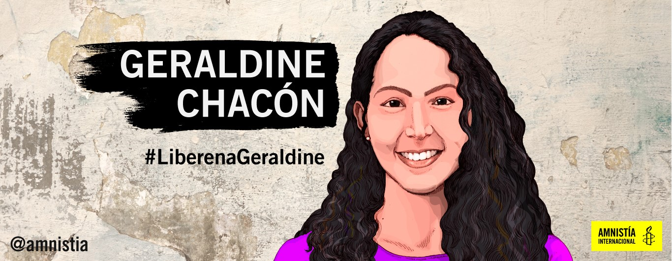 Image result for geraldine chacón